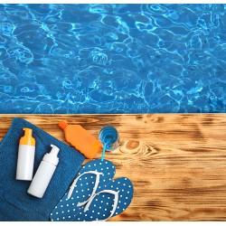 Eau de ma piscine (Spa) / algues
